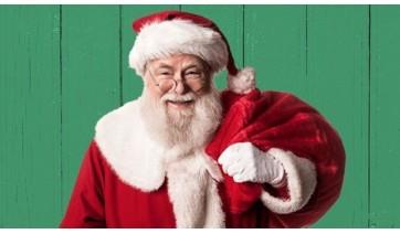 Associação Comercial divulga chegada do Papai Noel para esta terça-feira (22)