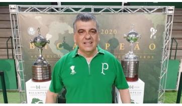 Luceliense é eleito conselheiro deliberativo da Sociedade Esportiva Palmeiras