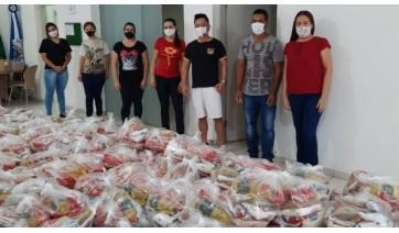 Educação Municipal de Lucélia inicia entrega dos kits de alimentação