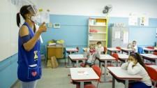 Educação SP abre cadastro para iniciar vacinação contra Covid-19