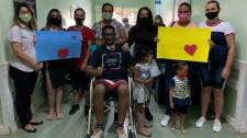 Covid-19: após 60 dias internado e 30 dias intubado, morador de Lucélia recebe alta em Osvaldo Cruz
