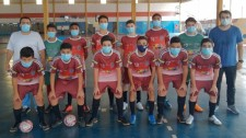 Futsal masculino mirim vence fase regional dos Jogos Escolares e se classifica para fase estadual