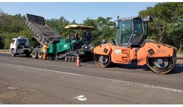 De Bauru a Dracena, Eixo SP mobiliza equipes para obras no pavimento da SP-294