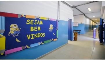 Escolas estavam se preparando para a retomada das aulas presenciais (Reprodução/SeducSP).