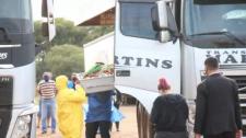 Caminhoneiro luceliense é encontrado morto dentro de caminhão em Campo Grande (MS)