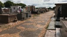 Proprietários de túmulos no Cemitério Municipal devem fazer recadastramento