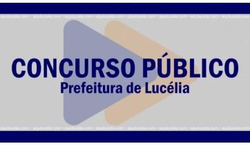 Prefeitura de Lucélia abre concurso público com 10 vagas e cadastro reserva