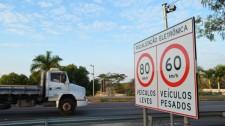 Radares fixos são removidos pelo DER nas rodovias da região sob concessão da Eixo SP