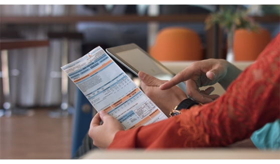 Clientes da tarifa social podem parcelar conta de energia atrasada em até 24x no cartão