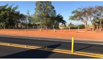 Fechados dois acessos de estrada rural de Lucélia à SP-294, proximidades da praça de pedágio