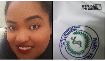 A estudante Ana Cláudia da Silva Assis (Reprodução: @estudantesninja).