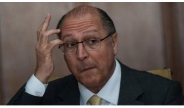 O ex-governador de São Paulo Geraldo Alckmin (PSDB) é denunciado pelo Ministério Público (Foto: Marcelo Camargo/Agência Brasil).