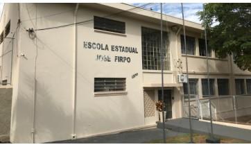 Escola Estadual José Firpo, de Lucélia, passa a ter aulas em período integral a partir do ano que vem (Foto: Aqui Lucélia).