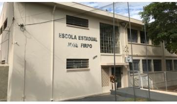 Escola Estadual José Firpo (Foto: Aqui Lucélia).