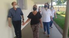 """Lucélia poderá desenvolver projeto """"Integração Ensino Escola"""" na área da saúde pública"""