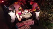 Morador de Lucélia é preso na SP-294 por embriaguez ao volante, contrabando e desacato