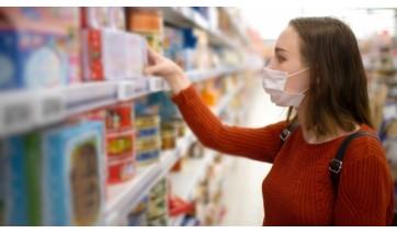 Cocipa Hiper estimula cliente a usar máscaras de proteção facial nas suas compras. Medida amplia proteção ao próprio consumidor e colaboradores (Imagem: Pixabay).
