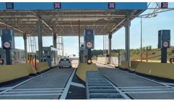 40 km/h: pedágios da Eixo SP vão operar com lombadas eletrônicas a partir da 0h de terça-feira (27)