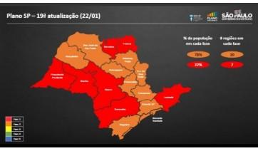 Plano SP: Governo amplia medidas de restrições para conter segunda onda do coronavírus