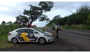PM Rodoviária reforça fiscalização com a operação Corpus Christi nas rodovias da região