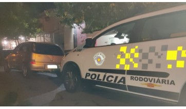 Morador de Lucélia é preso por embriaguez ao volante após quase bater em viatura e fugir, na SP-294