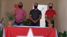 PT lança os irmãos Sérgio Belarmino e Manoel Belarmino (Nequinha) pré-candidatos a prefeito e vice