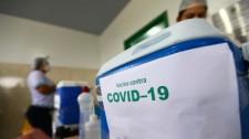Lucélia começa a vacinar nesta quarta (16) moradores de 50 a 59 anos contra a Covid-19
