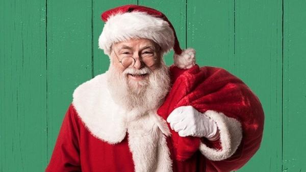 Chegada do Papai Noel será na noite desta terça-feira (22), a partir das 19h30, na área central de Lucélia (Ilustração).