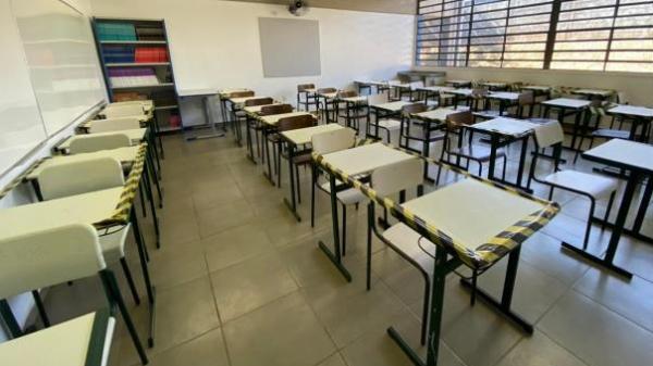 Mesmo com a maioria favorável, ainda não há definição para o retorno das aulas presenciais na rede municipal de ensino de Lucélia devido ao aumento de casos de Covid-19 no município (Foto: SeducSP).