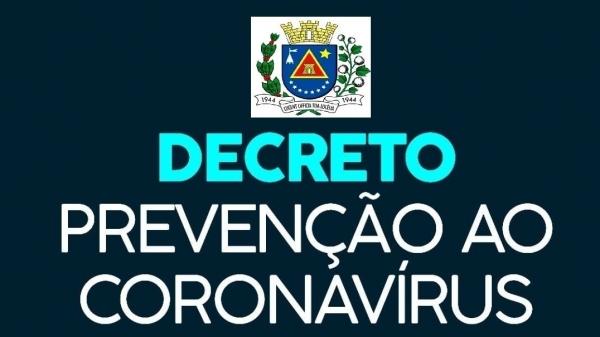 Após região regredir no Plano SP, Prefeitura de Lucélia divulga decreto com horários e novas regras
