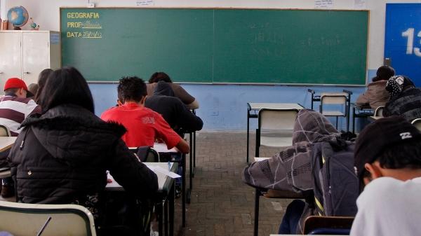 Retorno das aulas ocorrerá de forma regionalizada, de acordo com os indicadores relativos à Covid-19 pelos Departamentos Regionais da Saúde (Foto: SEE/SP).