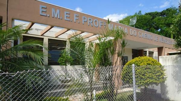 EMEF Professora Maria do Carmo de Menezes Mendonça, da rede municipal de ensino de Lucélia, atingiu nota 7.8 no Ideb (Da Assesoria).