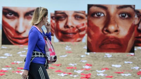 Em 2018 foram registrados 66.041 estupros no país, uma média de 180 por dia (Foto: Tânia Rêgo/ Agência Brasil/2016)
